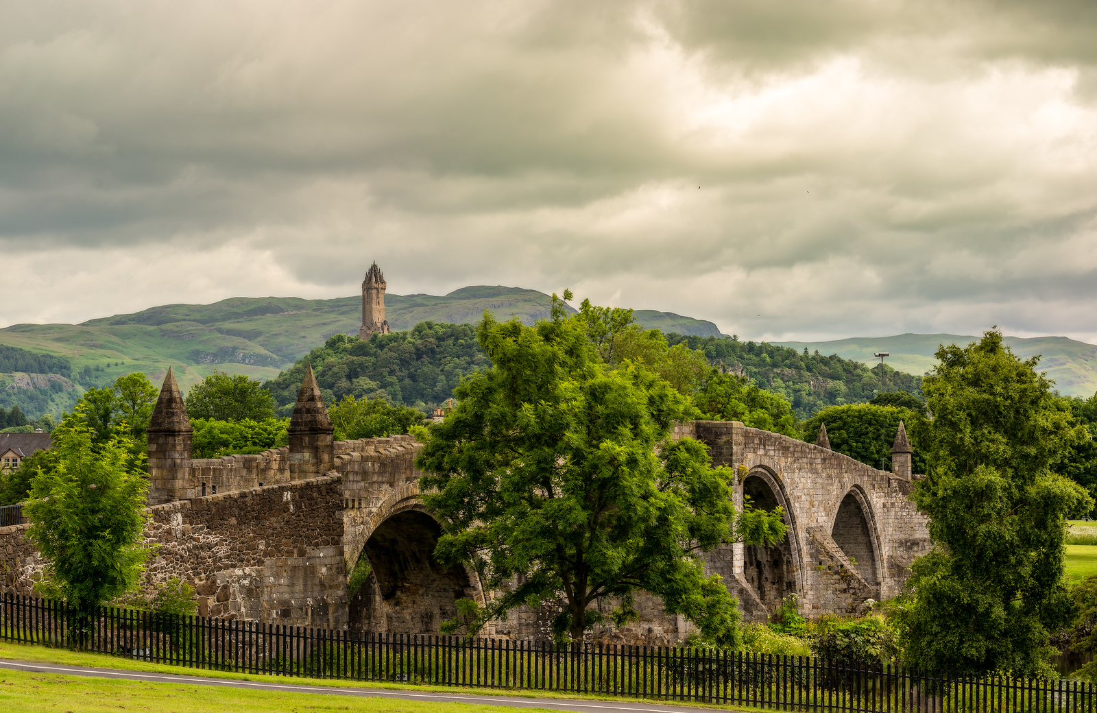 old bridge stirling