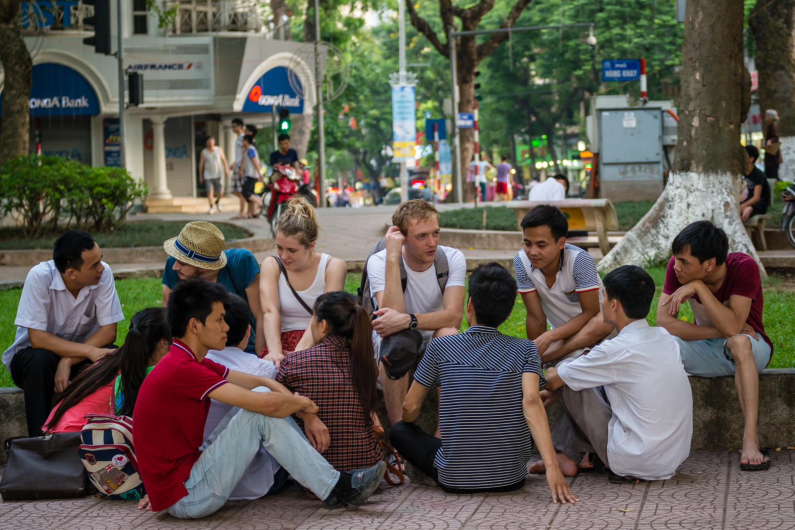 vietnamese students